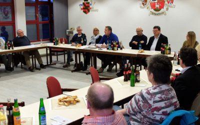 Hauptversammlung 2017: Gewerbeverein Schaafheim freut sich über neue Webseite