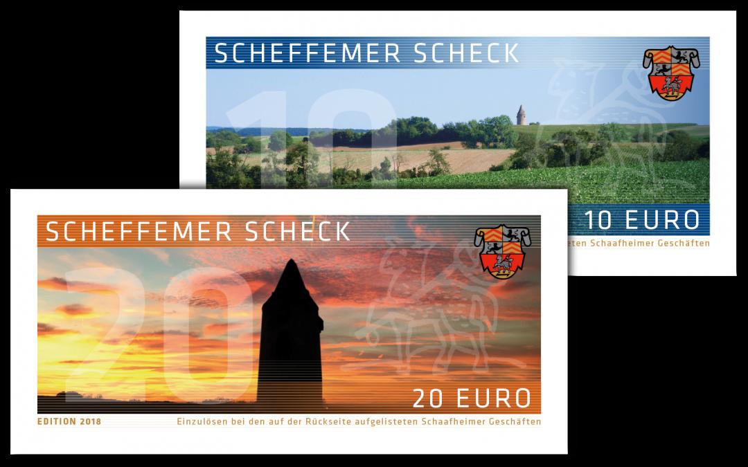 Scheffemer Schecks – Wartturm-Edition 2018